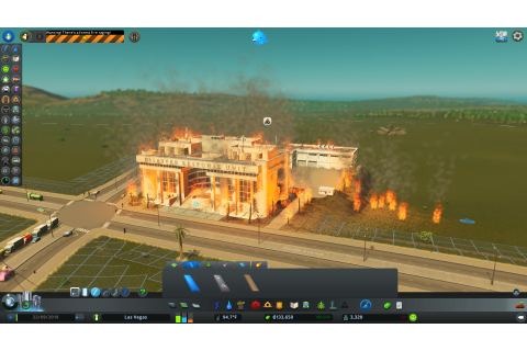 Someone call the Disaster Response Unit! : CitiesSkylines