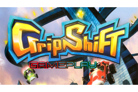 GripShift - PSP - Gameplay / Review - Puzzle - Plataform ...