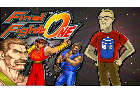 Final Fight One (Game Boy Advance/GBA Review) - YouTube