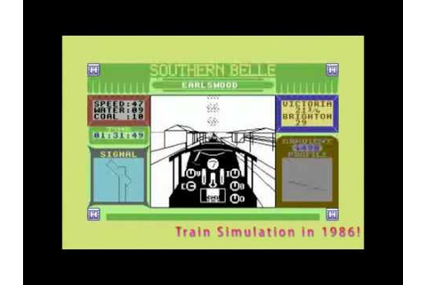 Southern Belle (C64) - YouTube