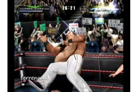 WWE Wrestlemania XIX 19 Game (7 Finishers in 1 minute ...