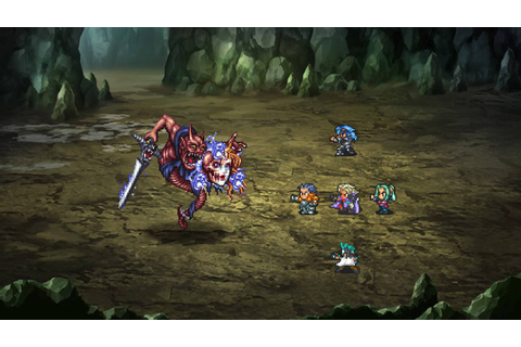 Romancing SaGa 2 Review (Switch)