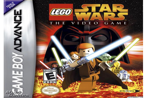 LEGO Star Wars - The Video Game - (GBA) (Español) - YouTube