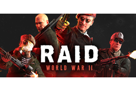 RAID: World War II on Steam