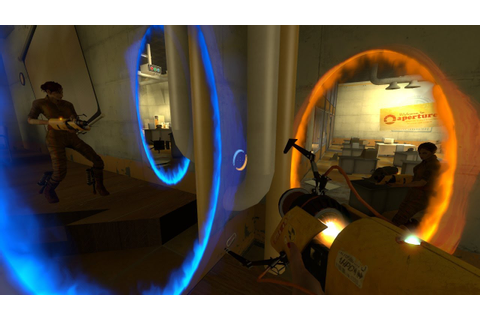 Portal Stories: Mel - Test zur Portal 2-Mod - YouTube