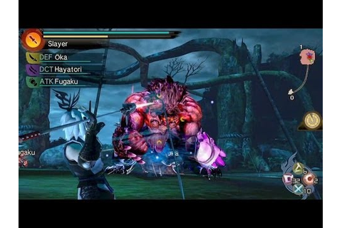 Toukiden: The Age of Demons - Gameplay Action Trailer ...