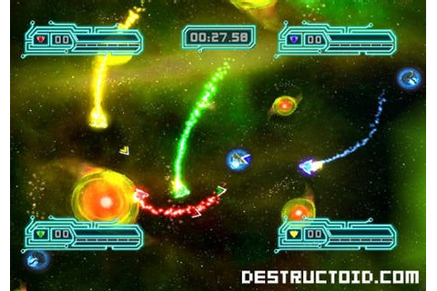 Destructoid review: Evasive Space
