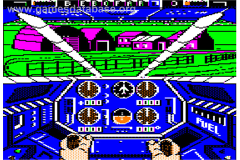 Infiltrator - Apple II - Games Database