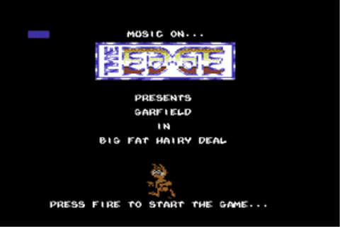 Download Garfield: Big, Fat, Hairy Deal (Amiga) - My ...