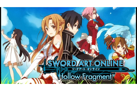 Sword Art Online RE Hollow Fragment : Conferindo o Game ...