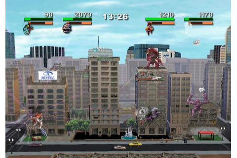 Rampage: Total Destruction (Wii) News, Reviews, Trailer ...