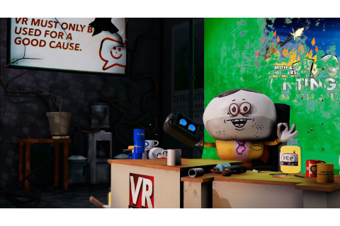 PSVR's Weirdest Game 'Accounting+' Now Available on Vive ...