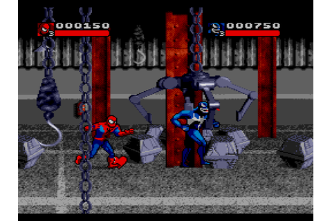Spider-Man and Venom in Separation Anxiety Screenshots ...