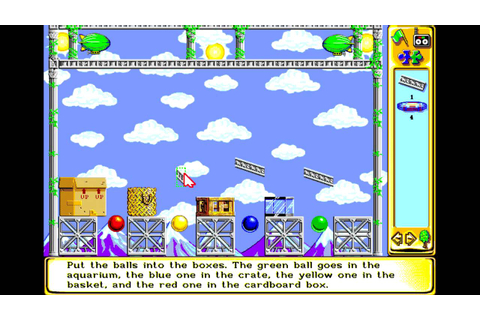 The Incredible Machine 2 - 02. Easy Puzzles (1994) [MS-DOS ...