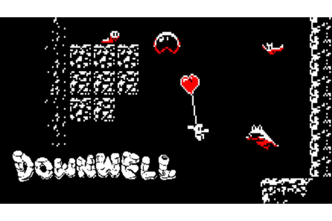 Recensione Downwell per Android | AndroidWorld