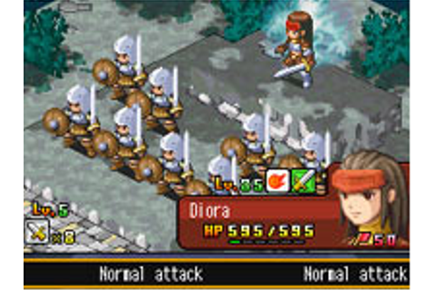 Amazon.com: Hero's Saga: Laevatein Tactics - Nintendo DS ...
