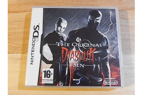 Diabolik: The Original Sin (Nintendo Wii, 2009) • £1.00 ...