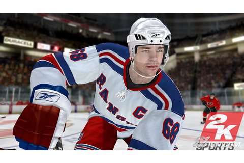 NHL 2K8 Screenshots, Pictures, Wallpapers - Xbox 360 - IGN