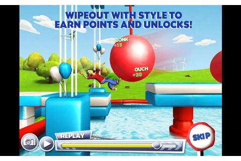 Wipeout – Games for Android 2018. Wipeout – As fun to play ...