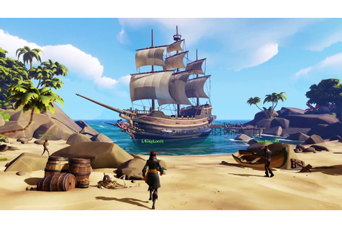 SEA OF THIEVES Trailer [E3 2015] Xbox One - YouTube