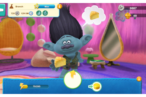 TROLLS: CRAZY PARTY FOREST! Launched for Mobile by Ubisoft ...