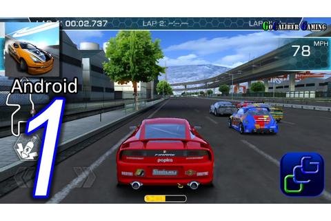 RIDGE RACER Slipstream Android Walkthrough - Gameplay Part ...