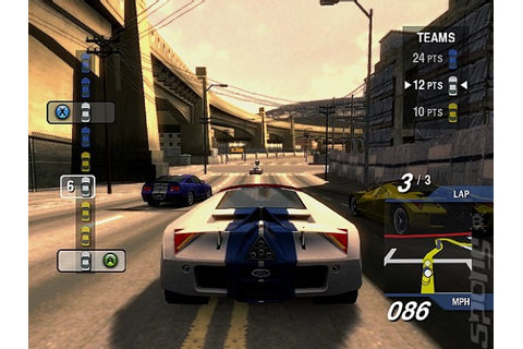 Ford Street Racing - 100% Free Download | Gameslay