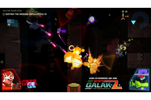 Galak-Z: The Dimensional (PS4 / PlayStation 4) News ...