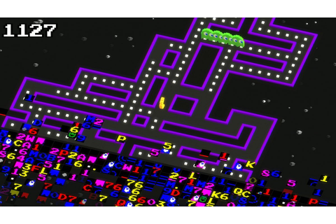 Pac-Man 256 Turns a Glitch Into Gameplay | USgamer