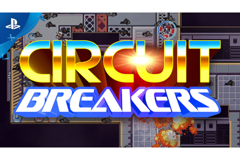 Circuit Breakers - Shoot All Robots Gameplay Trailer | PS4 ...