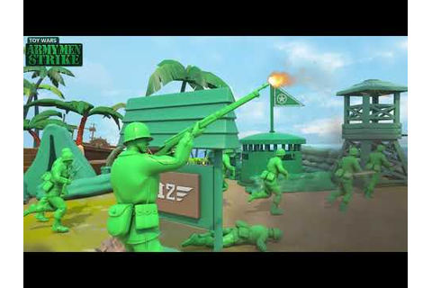 Army Men Strike - Military Strategy Simulator - Apps on ...