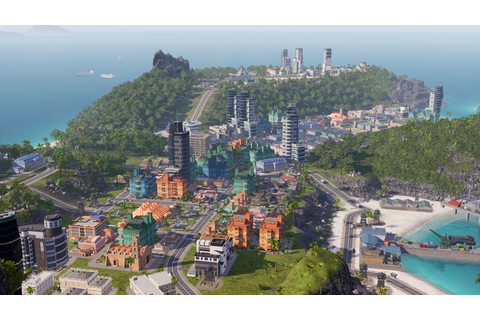Tropico 6 out now | PC News at New Game Network