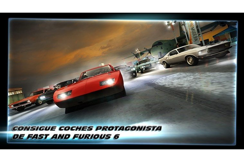 Fast & Furious 6: The Game 4.1.2 - Download per PC Gratis