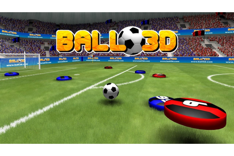 Ball 3D: Soccer Online Gameplay - YouTube