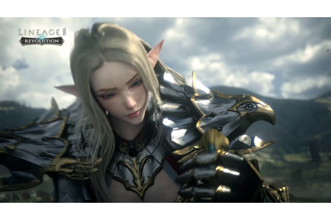 Lineage 2 Revolution : Cinematic Trailer - YouTube