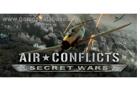 Air Conflicts: Secret Wars - Valve Steam - Games Database