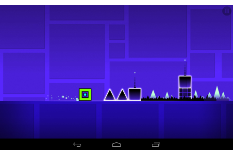 Geometry Dash – Games for Android. Geometry Dash ...