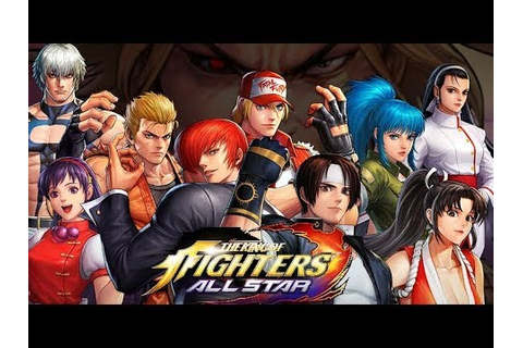 ALL CHARACTER GAMEPLAY EXHIBITION THE KING OF FIGHTERS ...