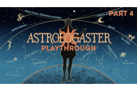 Astrologaster - Playthrough Part 4 (story-driven comedy ...