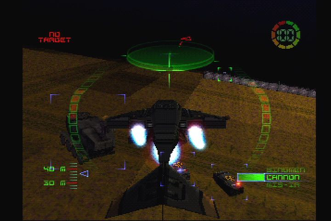 G-Police Screenshots for PlayStation - MobyGames