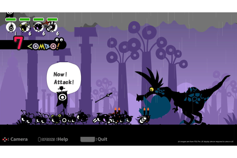 Patapon Remastered (PS4 / PlayStation 4) Game Profile ...