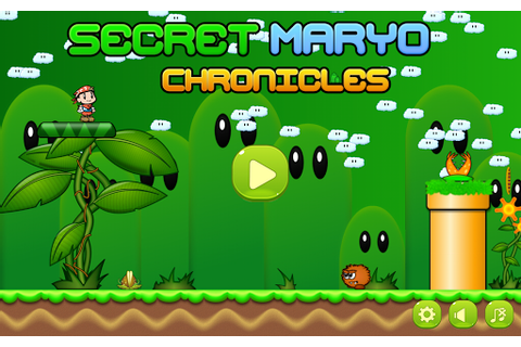 Download Secret Maryo Chronicles for PC