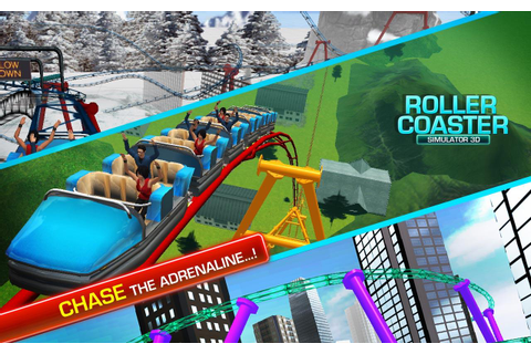 Roller Coaster Simulator - Free Games 2018 - Android Apps ...