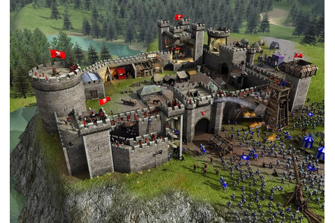 Free Download Pc Games-Stronghold 2-Full version