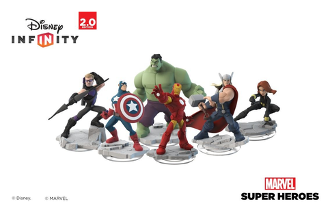 Disney Infinity: Marvel Super Heroes to be Released this ...
