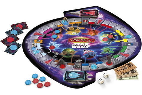 Monopoly Game Star Wars | Kids | George at ASDA