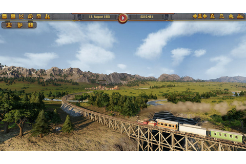 Railway Empire [PC Games-Digital] • World of Games