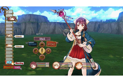 Atelier Sophie ~The Alchemist of the Mysterious Book ...