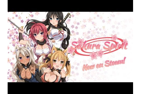 Sakura Spirit EP 1: KITSUNE GIRLS!!! - YouTube
