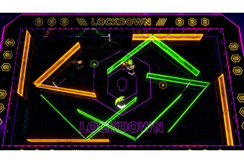 Laser League Review – The Future Is Being Vaporized By A ...